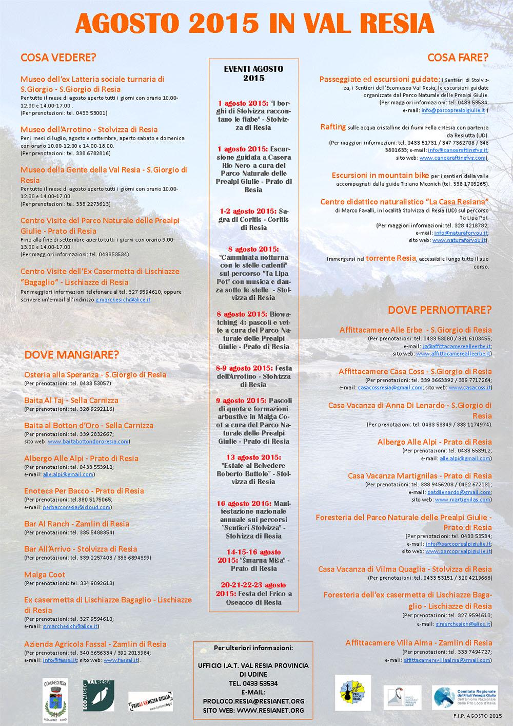 ProgrammaAgosto2015