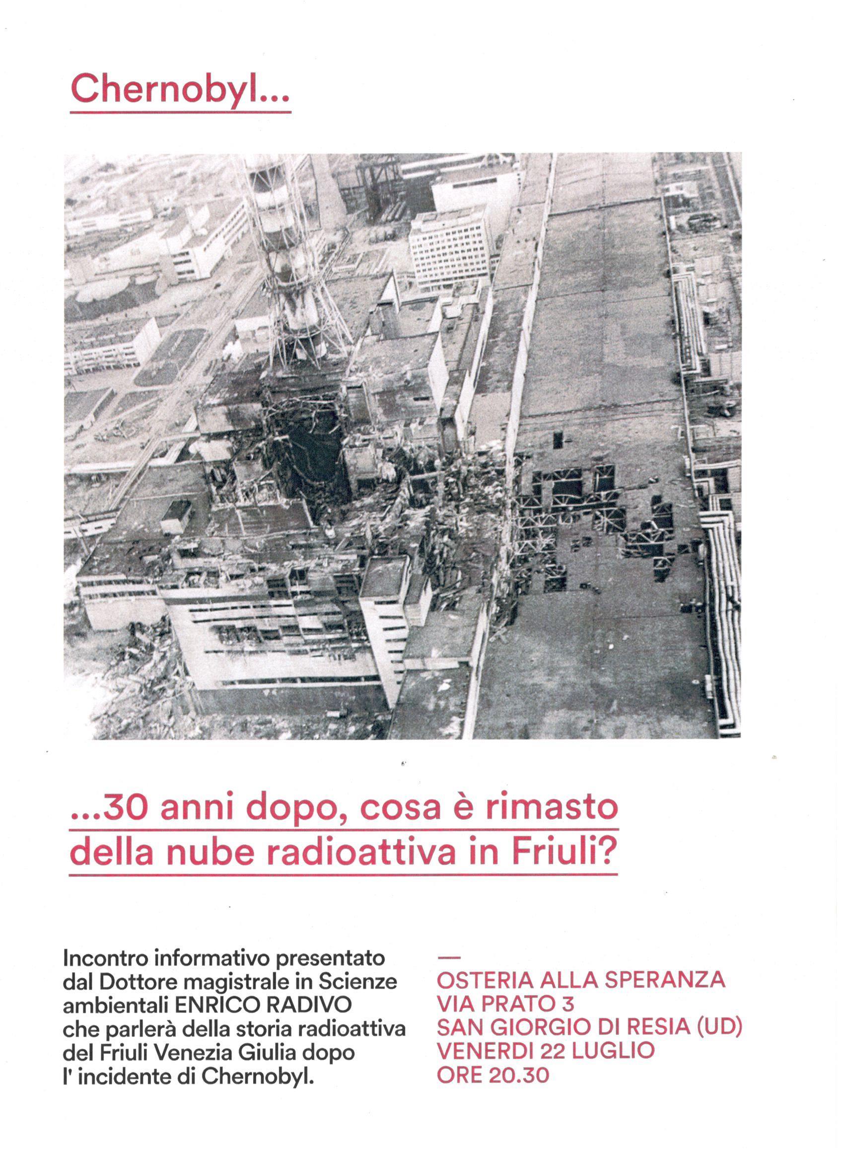 Chernobyl...30 anni dopo