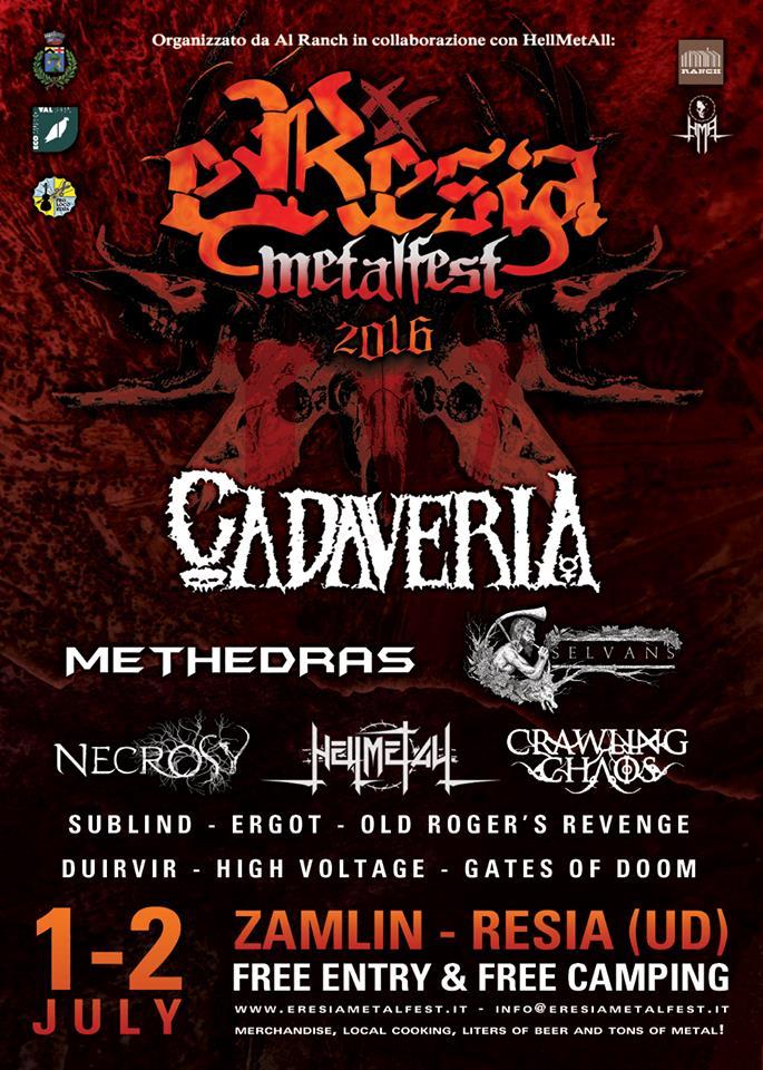 metalfest 2016...