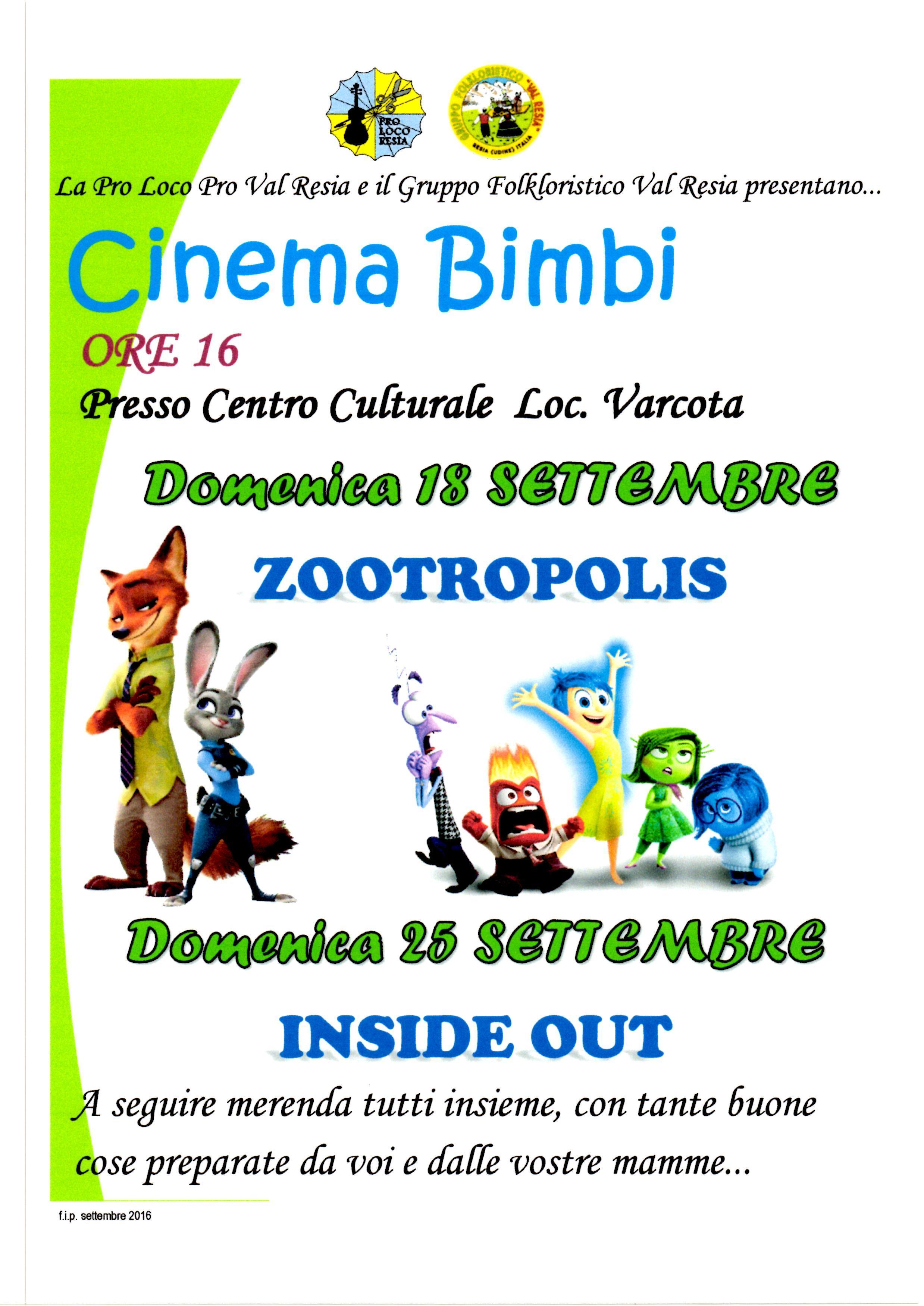 cinema-per-bambini